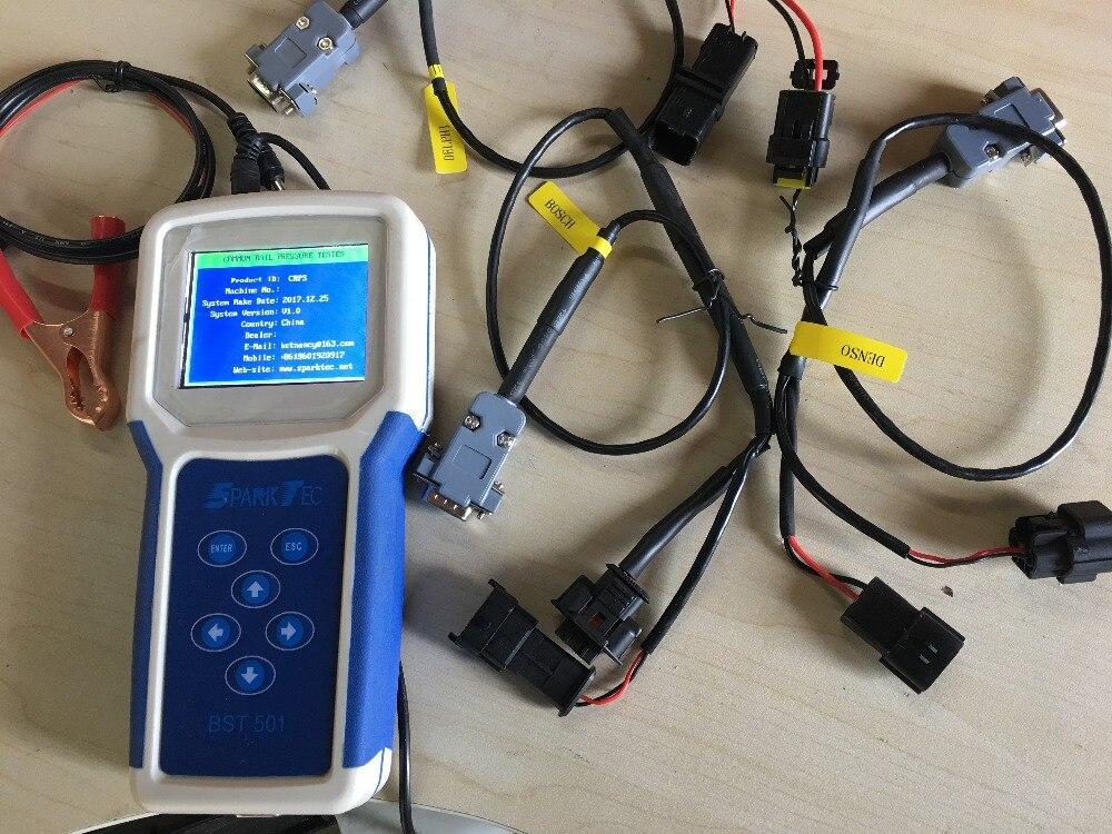 BSTCR50 common rail testeur de pression et simulateur