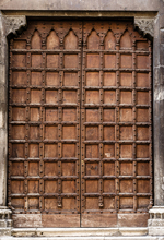 FOTOKEEN porta de madeira do vintage Câmera Fotografia Backdrops Vinil Fundos Para Estúdio de Fotografia Adereços