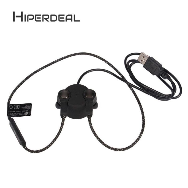 HIPERDEAL For B&O Play BeoPlay H5 Wireless Bluetooth Earbuds USB Fast Charger Charging Noise Isolating in ear Earphone 2Sp8
