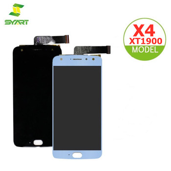 5.2 For Motorola X4 XT1900 LCD Display Touch Glass Screen Digitizer Assembly Repair Replacement + Free Tools For Moto X4 LCDs neothinking 15 6 assembly for hp envy 15 as020nr laptop led lcd screen digitizer glass replacement free shipping