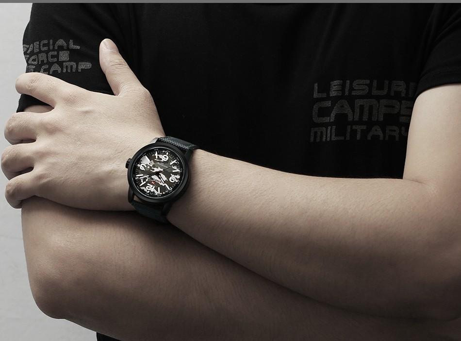 2017 Nouveau NAVIFORCE Hommes Quartz Sport Militaire Montres Hommes De Luxe de Marque De Mode Casual Montre-Bracelet Relogio Masculino Homme Horloge 17