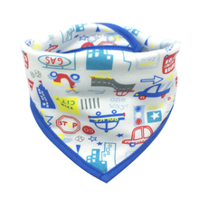 Baby Bibs Bandana 100 Cotton Drool Bib Child Boys Girls Triangle Bibs Bandana Infant Towel