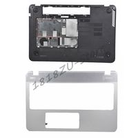 YALUZU new Bottom Case Lower Cover for HP ENVY M6 N 15 Q Upper Palmrest Case 774153 001 & Bottom Case Cover 760040 001 C and D