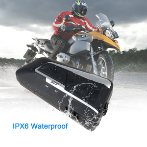 Image 5 - Bluetooth гарнитура Fodsports T9S мотоциклетная водонепроницаемая для шлема, 2 шт.