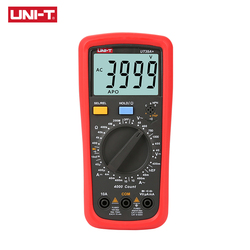 UNI-T UT39A+ Digital Multimeter Auto Range Tester Upgraded from UT39A/UT39C AC DC V/A Ohm /Temp /Frequency/HFE/NCV test