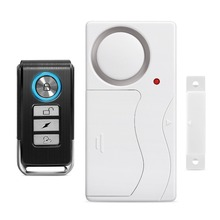Wsdcam Door And Window Security Alarms Wireless Alarm Anti-Theft Remote Control And Host
