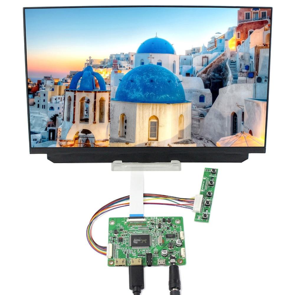HDMI VGA LCD Controller Board VS-RTD2556HM-V1 With 12.5inch 1920x1080 B125HAN02.2 EDP IPS LCD Screen free shipping vga controller board for 15 6inch lp156wf1 tpb1 edp 30pin lcd 1920x1080 screen