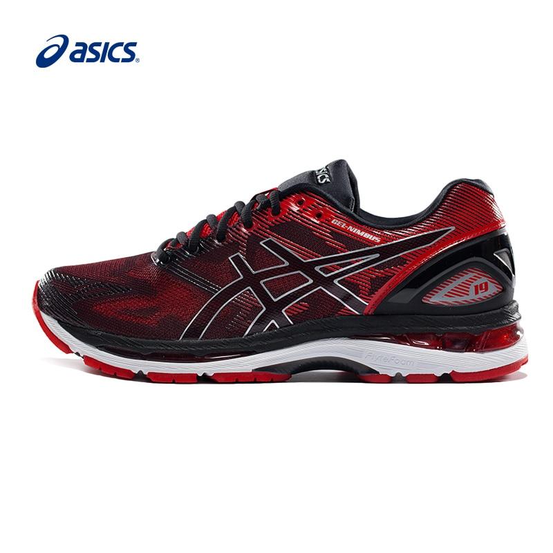 ASICS GEL-NIMBUS 19 Cushioning Sneakers Men Shock-Absorbant Anti-Slippery Hard-Wearing Encapsulated Fencing Shoes T700N-9023