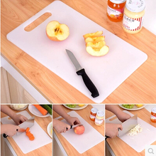 NEW Eco-friendly Chopping block Thicken antibiotic kitchen utensils cutting board chopping board cut fruit vegetable board