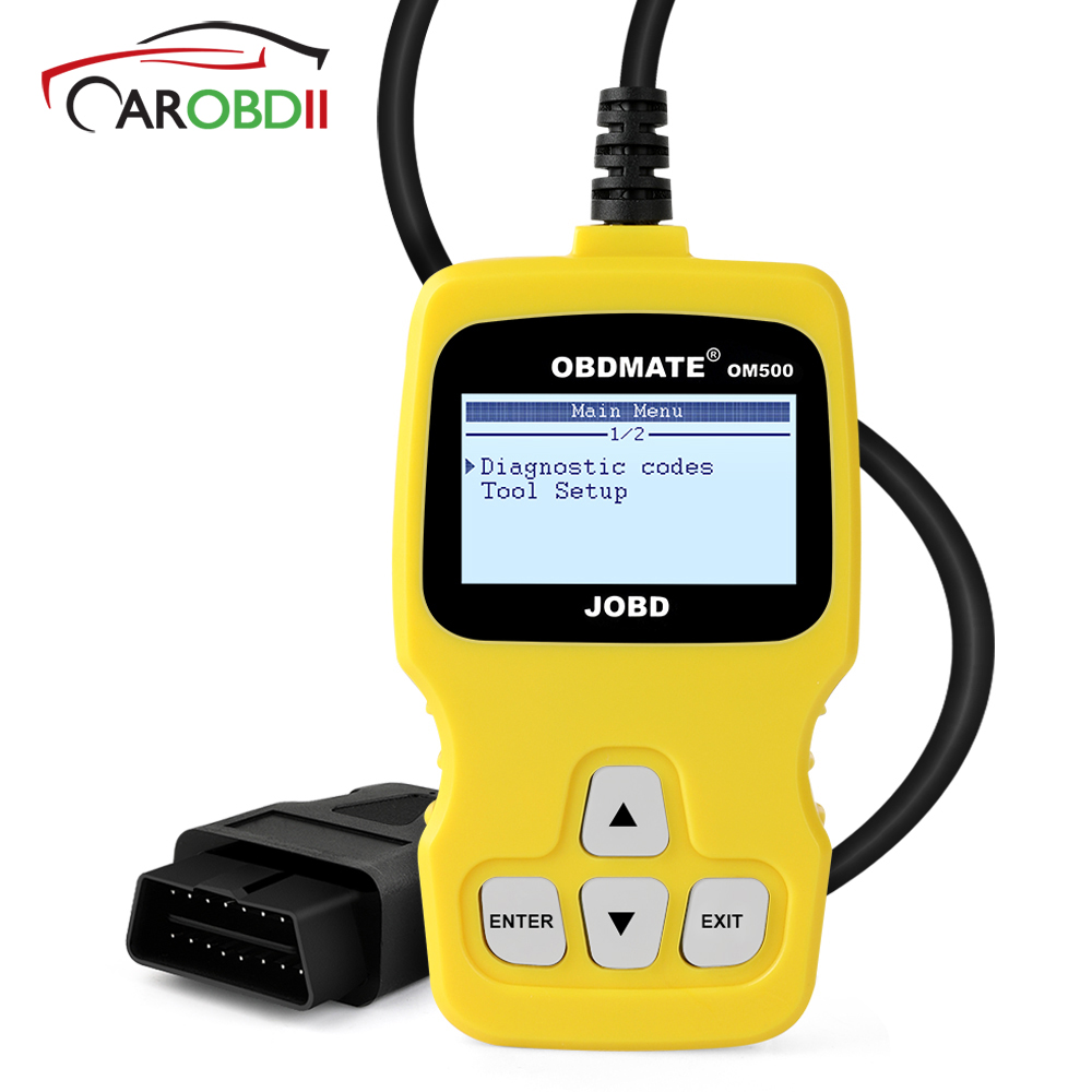 Automotive OBD Code Scanner Scanner Autophix OM500