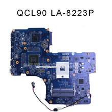 Livraison Gratuite K95VM A95VM mère d'ordinateur portable 4ram slots A95V K95V K95VJ A95VJ Mainboard QCL90 LA-8223P Pour Asus 100{e7269ef0c680a1969625d774b0f6e928c874a456250ce53073d03ee7a49e127b} Testé