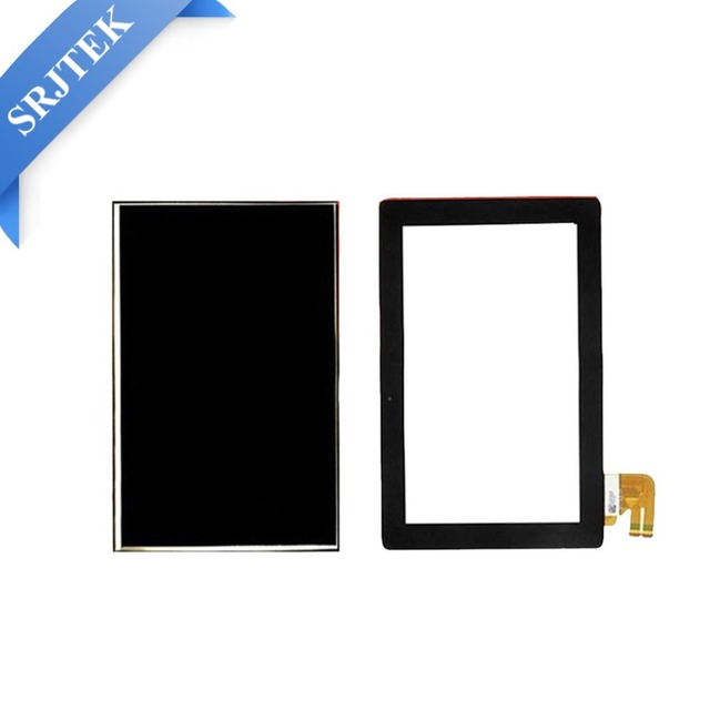 10.1'' Inch New For Asus Eee Pad Transformer TF300 TF300TG TF300T HSD101PWW1 LCD Display With G01 Ver Touch Screen Digitizer