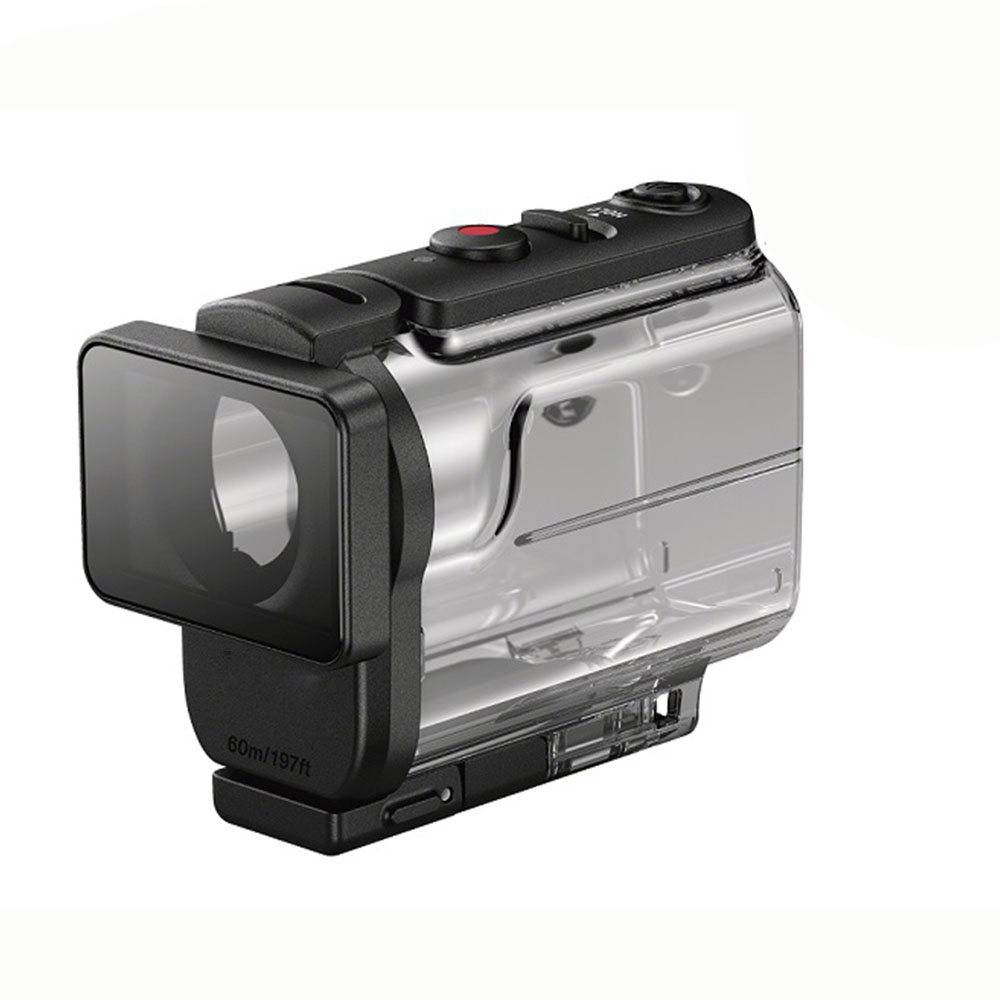 New Original MPK UWH1 Underwater Housing For Sony Action Cam FDR X3000 HDR AS300 HDR AS50