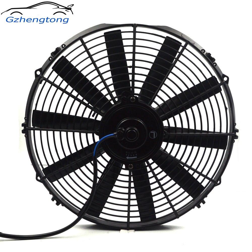 Gzhengotng Universal 14 Inch Electric Cooling Fan Radiator