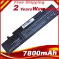 7800mAh Laptop Battery For Samsung AA-PB9NC6B AA-PB9NS6B PB9NC6B R580 R540 R519 R525 R430 R530 RV511 RV411 RV508  R528 R52