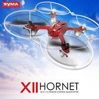 X11 Syma Mini Helicóptero de Controle Remoto RC RTF 2.4G 4CH 6-Axis Gyro Drone Sem Câmera Quadcopter Dorn