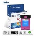 Совместимый картридж befon 123XL  сменный картридж для HP 123  цветной картридж для Deskjet 1110  2130  2132  2133  2134  3630  3632  3637