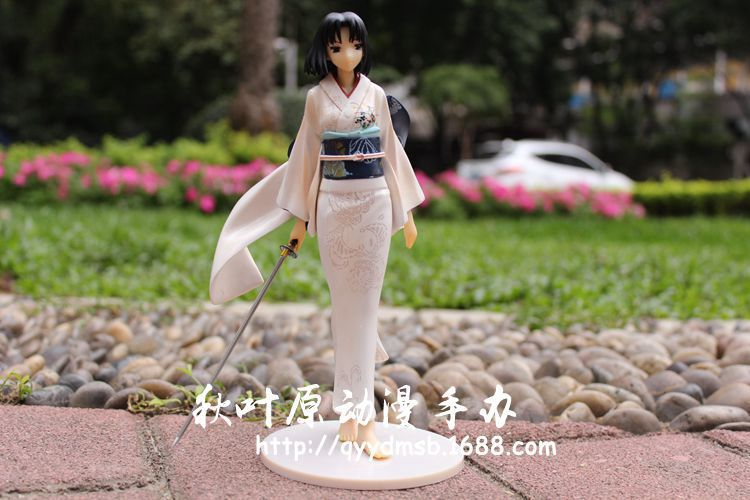 ФОТО 22cm Kara No Kyoukai Action Figures PVC brinquedos Collection Figures toys for christmas gift with Retail box