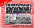 Клавиатура ноутбука с ленты рамка для HP ENVY Sleekbook 14 14-k100 14-k000 Черный США