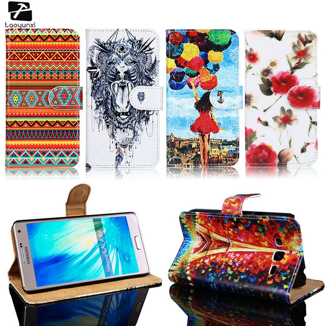 TAOYUNXI Leather Case For Samsung Galaxy Grand I9082 I9080 Grand Z I9082Z Grand Neo Plus I9060I Grand Neo Lite GT-I9060I Cover