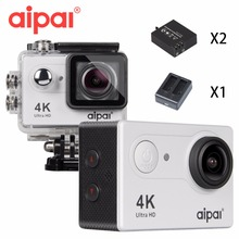 Aipal H9/H9R Action Sports Camera Remote 4K/30fps 1080P/60fps Ultra HD WiFi Waterproof Pro Sports Outdoor Mini Camera Cam .