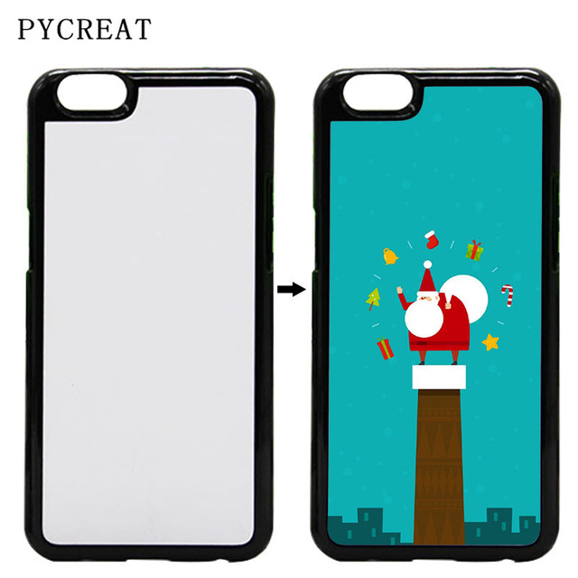 new arrival ead0d b81b0 US $16.16 14% OFF|For OPPO A57 A39 Sublimation Case 2D Plastic Cover Blank  Dye Personalize Sublimation Printing Case For Oppo A39 Fundas 5.2 inch-in  ...