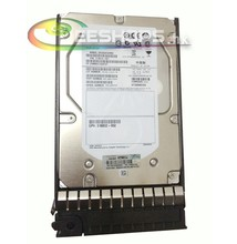 New for HP G1 G3 G3 G4 G6 G7 Proliant Servers 300GB SAS 15K RPM 6Gb/s 3.5″ Dual Port Hard Disk Drive 516814-B21 EF0300FARMU Case