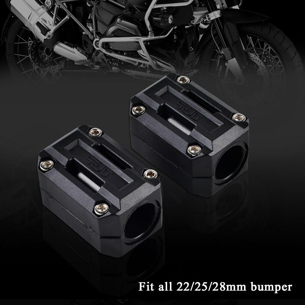 цена на NICECNC Engine Guard Bumper For Suzuki V Strom 650 GSR GSF 600 Bandit/S GSX 750 VL1500 Ducati Scrambler 800 Multistrada 950 1200