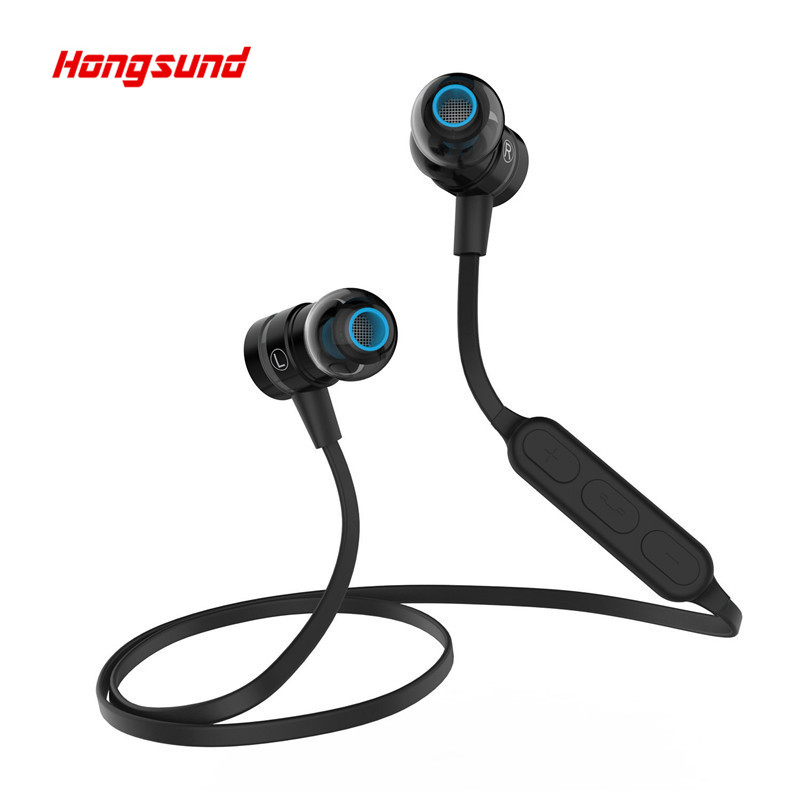 Hongsund HB802 Wireless Headphone Bluetooth Earphone Fone de ouvido For Phone Neckband Ecouteur Auriculares Bluetooth V4. wireless headphones bluetooth earphone sport fone de ouvido auriculares ecouteur audifonos kulaklik with nfc apt x