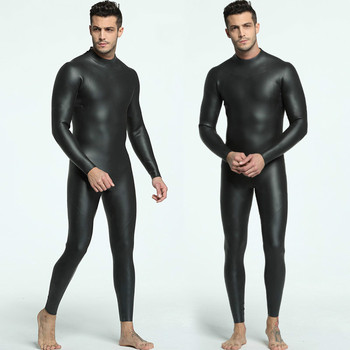 3MM Integrated Diving Suit CR+Ultra Elastic Triathlon Wetsuit Male Anti Cold Warm Skin Diving Suit Male wetsuit skins full body
