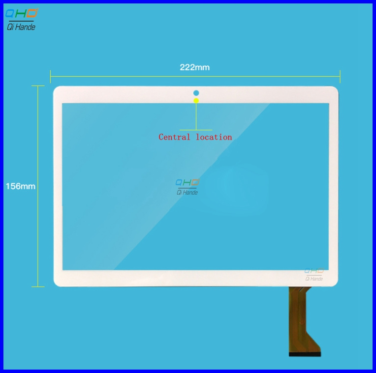 9.6 Inch P/N GT095PGKT960 MJK-0419-FPC DH-1069A4-PG-FPC264-V1.0 FHF096-001 FX-C9.6-191 KDX Touch Screen