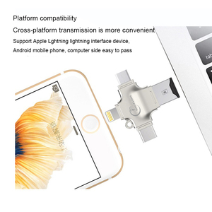 Image 3 - Ingelon adaptateur de cartes SD, Micro adaptateur USB 3.0, Micro sdhc/sdxc vers xqd, adaptateur OTG usb pour lightning