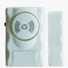 New Wireless Home Security Door Window Alarm Personal Alarm Gap Magnetic Door Sensor Detector Home Burglar Alarm System Security