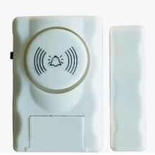 New Wireless Home Security Door Window Alarm Personal Alarm Gap Magnetic Door Sensor Detector Home Burglar Alarm System Security