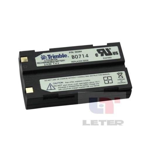 NOUVEAU Trimble B0714 Batterie POUR 5700 5800 R8 R7 R6 R8 GNSS GPS