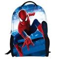 12inch Cheap Cartoon Spider man SpidermanBackpack For Teenagers Boys School Bags School Backpacks Kid Gift Bag