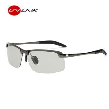 UVLAIK Classic Driving Chameleon Sunglasses  2