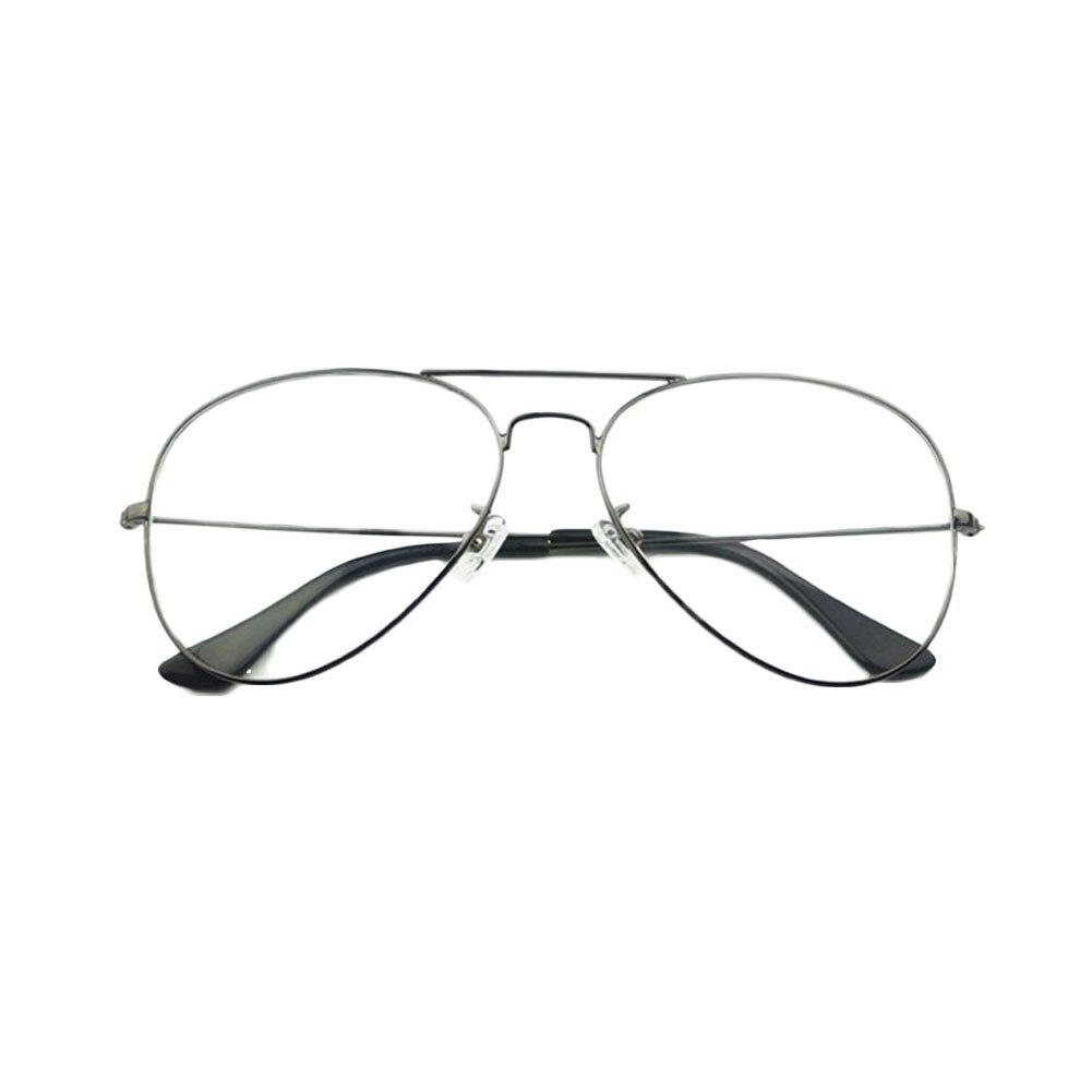 Hot Selling New Men Women Myopia Eyeglasses Vintage Clear lens Glasses Fashion Optical Frame Myopia Plain Spectacle 2018