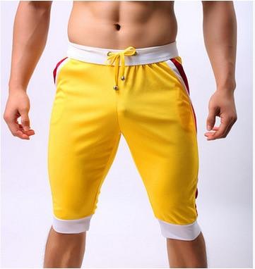 HOT Koop Zomer outdoor Skinny Broek Heren ademend Elastische sport - Herenkleding - Foto 4