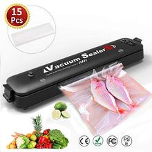 купить Vacuum Sealer Machine, Automatic/Manual Fresh Food-Sealers Packing Machines, Fruits Meat Food-Saver дешево