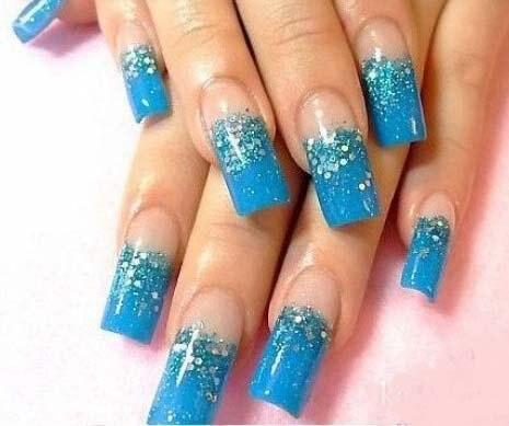 Aliexpress Nail Art Glitter Dust Acrylic Powder Uv Gel