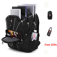 Brand New Multifunctional Backpack High volume 5 Layer Travel bag Schoolbag Backpack for laptop 12 17 inch