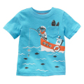 Marque Enfants Summer Kids Boy Girl T-Shirt Popsicles 4 Style Children Cartoon Tops Tees Baby Boys Girls T Shirts