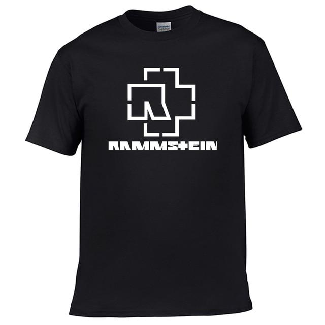 Rammstein T Shirt Casual...