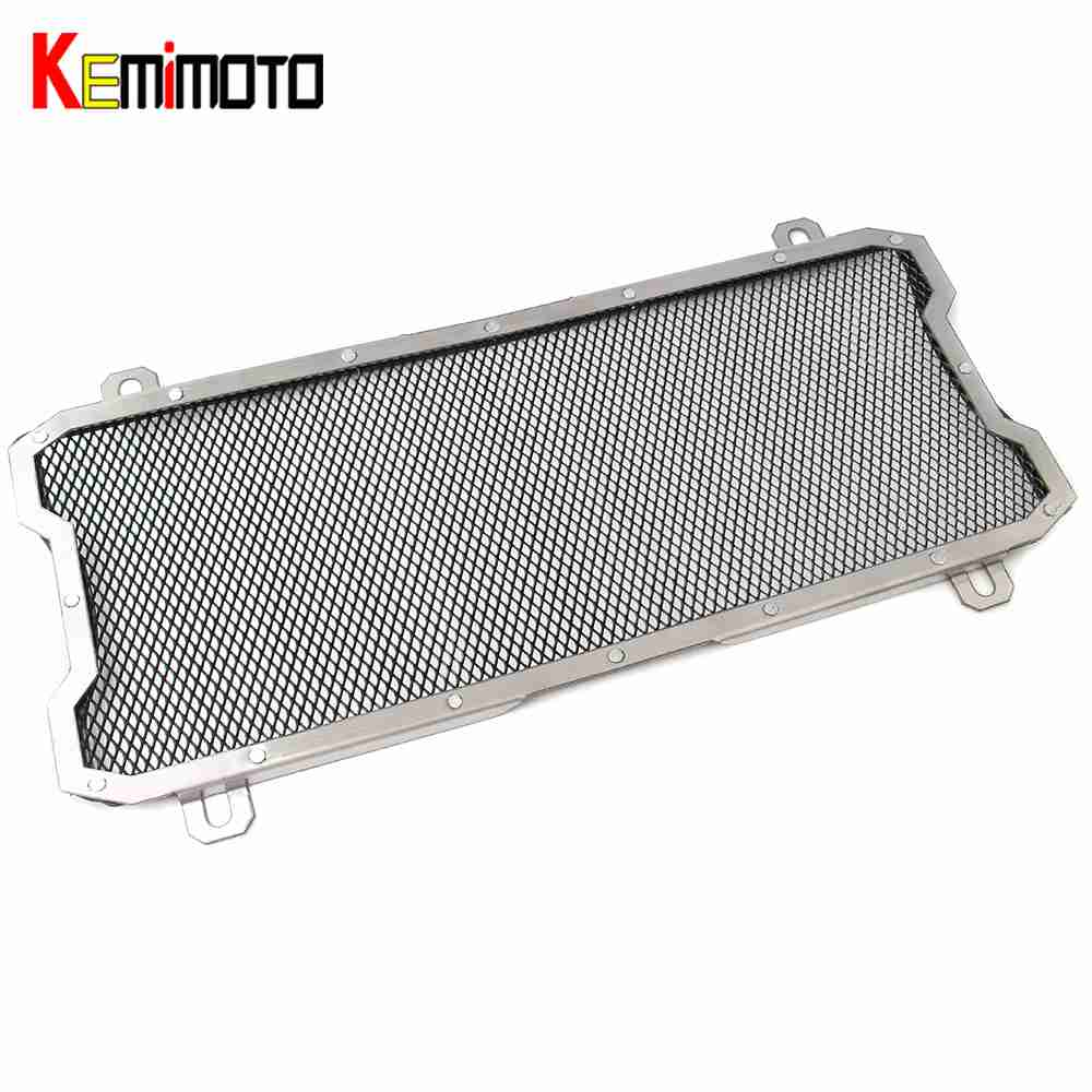 KEMiMOTO for kawasaki Z650 2017 Radiator Guard Grille Protection for kawasaki Z 650 2017 Radiator Protector Parts Accessories kemimoto for kawasaki z900 2017 radiator guard grill for kawasaki z 900 2017 radiator protection moto motocycle accessories