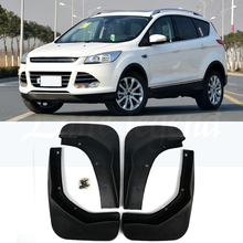 For Ford Escape Kuga 2013 2014 2015 2016 2017 2018 2019 Front Rear Mud Flap Mudflaps Guard Mudguards Splash Fender Accessories 1pc lh without bulbs front grille fog lamp for ford kuga escape 2013