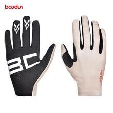 Перчатки для верховой езды с сенсорным экраном для мужчин и женщин, дышащие камуфляжные перчатки для конного спорта, пеших прогулок, тактические перчатки