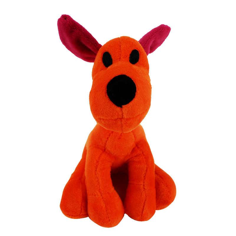1 pc 15 cm Figura Brinquedos Animais Cão Filhote de Cachorro Dos Desenhos Animados Pocoyo Loula Pelúcia Loula Pocoyo Plush Toy Dolls