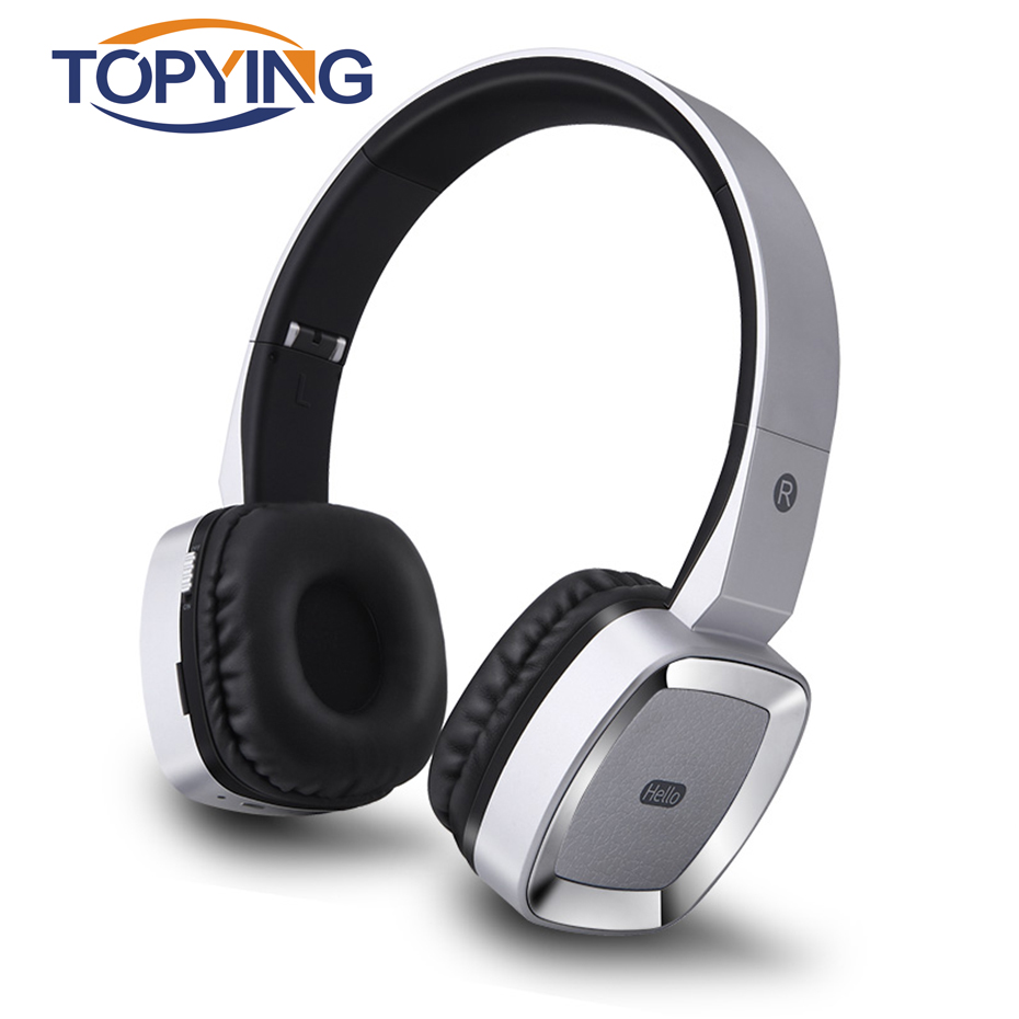 TOPYING Wireless Sports Headphone Bluetooth V4.0 Connect Call Headphone For Samsung Wireless Sports Headphone
