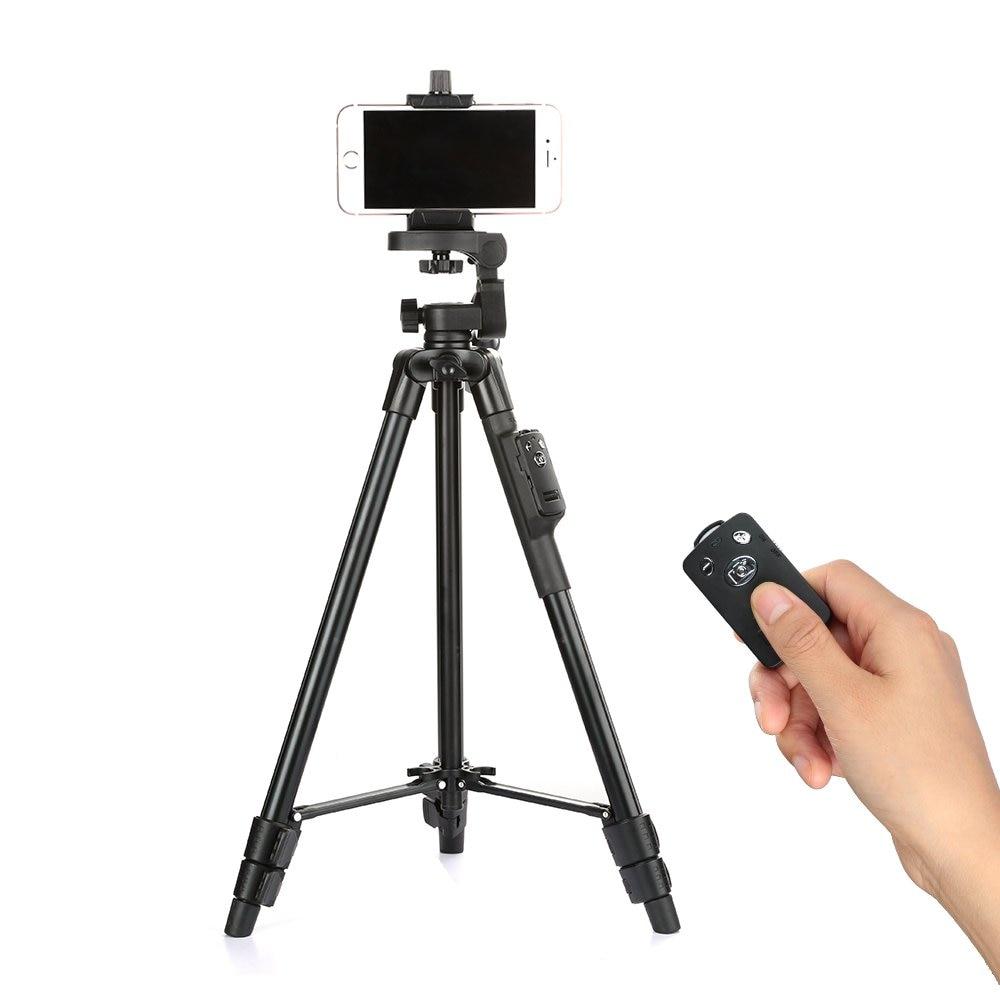 head & bluetooth remoto + clipe para o telefone da câmera